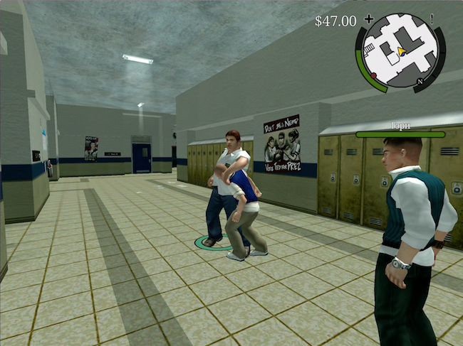 #Видео — Bully: Anniversary Edition — GTA в школе