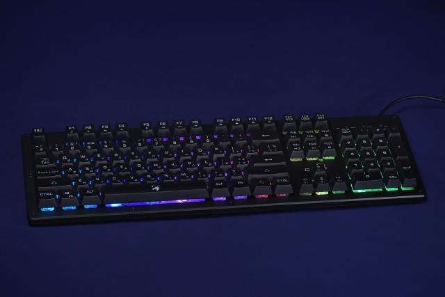 Обзор игровой клавиатуры Genius Scorpion K10 – как механическая, но мембранная