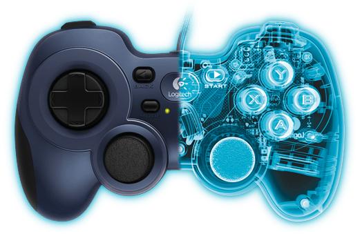 Logitech GamePad F310: опыт использования